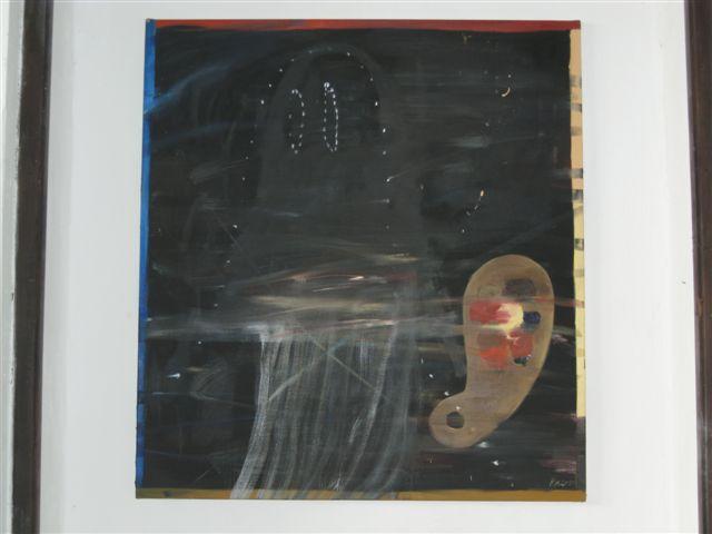 Painterman Öl Leinen 120×110