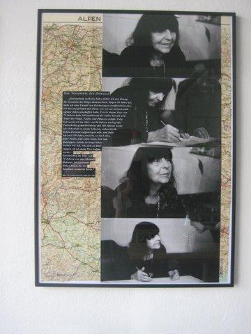 Testament des Hokusai – Portrait Friederike M. , 2010
