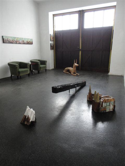 FREDERICK STEINMANN -Galerie