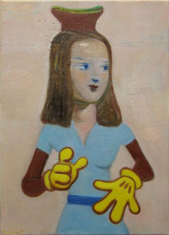 Stephanus Heidacker – Mit den gelben Handschuhen