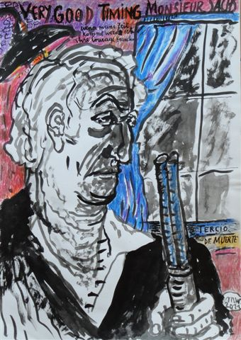 Michel Würthle – Tercio de muerte
