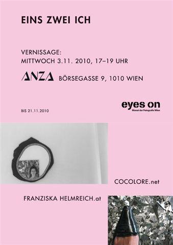 Cocolore + Franziska Helmreich EINS ZWEI ICH – 3.11.2010 – ANZA Wien
