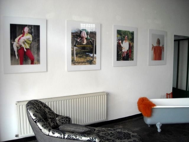 Tina Bara – Ausstellung