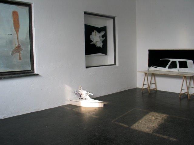 Christoph Mayer – Ausstellungsimpressionen