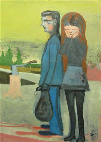 Stephanus Heidacker – Paar