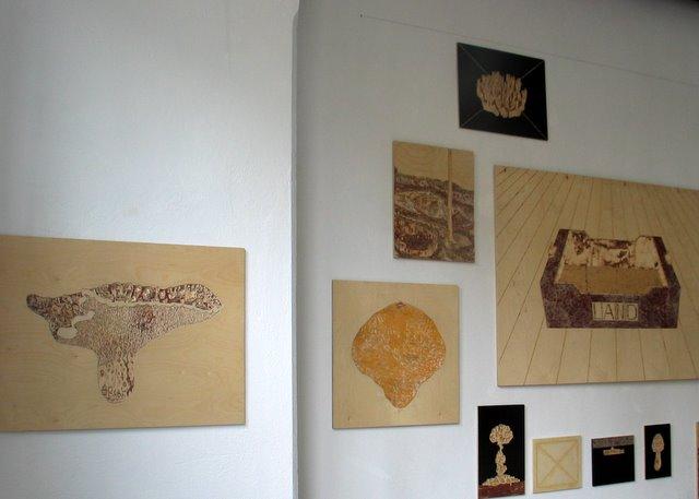Heike Schäfer Ausstellungsimpressionen