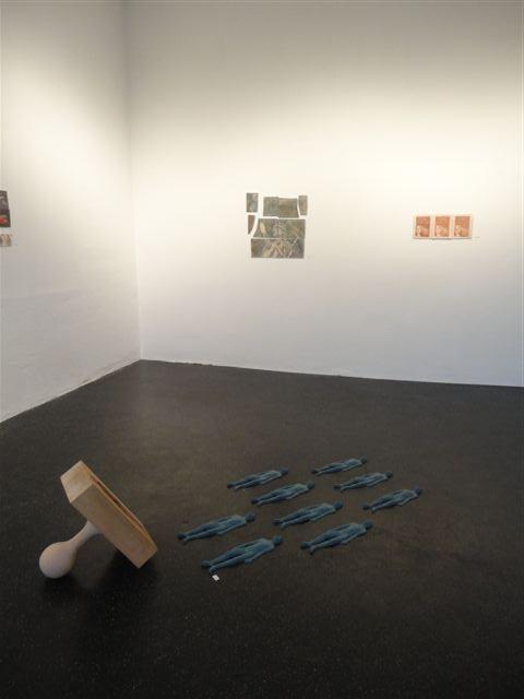 Veljko Zejak Ausstellungsimpression