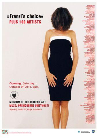 FRANZIS CHOICE – 8.10.2011 – Museo premoderno