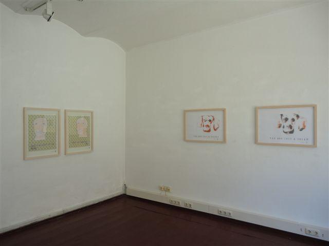 Gerhard Gutenberger Ausstellung Exposition